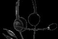 Unixtron HD800 Flex USB - Duplo Auricular - com Cancelador de Ruidos