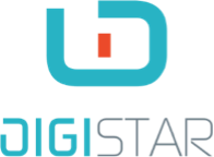 Logotipo Digistar Parceria