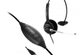 Unixtron Headset HD800 Voice PRO USB - Tubo Flexivel